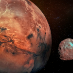 How Many Natural Satellites or the Moons Are on Mars?